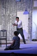 Belcore (Stephen Barchi) mit Adina (Doris S. Langara)